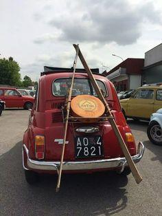 modello FIAT 500 L  ( lusso ) 1970 ,  cc 499 , 13 cw  #valtournenche   #breuilcervinia   #cervino #chatillon #anteysaintandre #saintvincent   #summeradrenaline  #fiat500   #fiat500owners   #fontina  #dreamcar   #finally   #happy   #loveit   #car   #minicar   #italiancars   #fiat