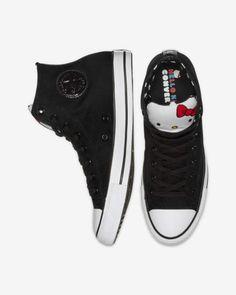 84e9bbe5da9b Converse x Hello Kitty Chuck Taylor All Star High Top Unisex Shoe
