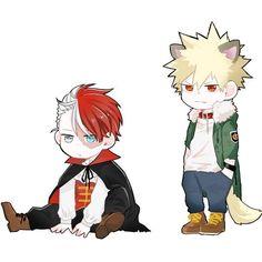 Todoroki Shouto & Bakugou Katsuki