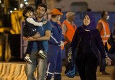 23-Nov-2014 11:43 - SYRISCHE BOOTVLUCHTELINGEN GERED BIJ CYPRUS. Voor de kust van Cyprus zijn 228 Syrische bootvluchtelingen gered. Ze dreven al enkele uren stuurloos rond in een beschadigde boot. De opvarenden, onder wie 25 kinderen, maken het goed en zijn overgebracht naar een sporthal in de kustplaats Girne. De Cypriotische kustwacht ontving gisteravond laat een noodsignaal van de boot. Door de sterke wind en een krachtige stroming kon de kustwacht niet in de buurt van het schip komen... Cyprus, Fashion, Moda, Fashion Styles, Fashion Illustrations