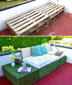outdoor pallet furniture. is that a pallet swimming pool 24 diy outdoor furniture creations and big builds