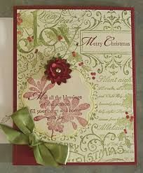 vintage handmade christmas cards - Google Search