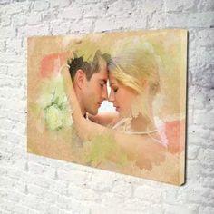 Piękny i romantyczny foto-obraz na płótnie to trafiony prezent dla ukochanej! Zaskoczcie swoją drugą połówkę takim upominkiem na gwiazdkę lub na inną okazję ;) http://bit.ly/1s93hZN