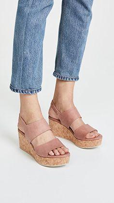 2796422632ca6 Coclico Shoes Glassy Platform Sandals Wedges