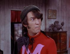 """Mike in """"Monkee Chow Mein."""