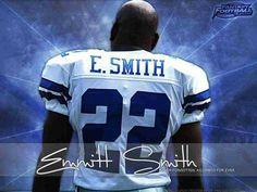Emmit smith#22