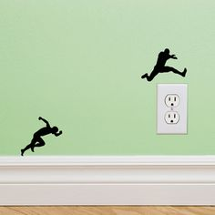 wall stickers from Molding Mates    http://fab.de/aktion-molding-mates.htm