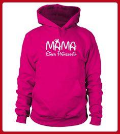 Mama einer Prinzessin - Shirts für mutter (*Partner-Link)
