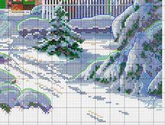 Winter Memories 5/8