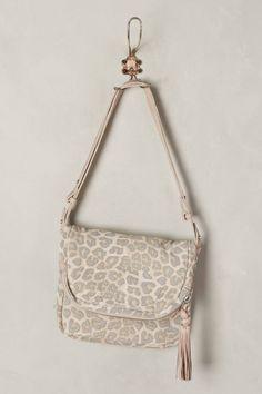 Slide View: 1: Suzuka Leopard Saddle Bag
