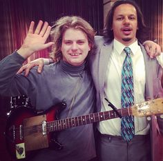 Mac DeMarco with Eric Andre