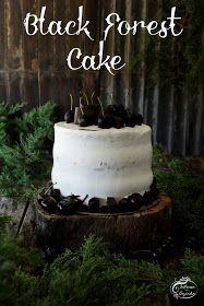 Intrusa na Cozinha: Black Forest Cake, e a 6ª Edição do Sweet World