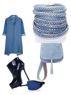 """""""Untitled #148"""" by dizdarevicnermina ❤ liked on Polyvore featuring Steve Madden, Splendid and Sif Jakobs Jewellery"""