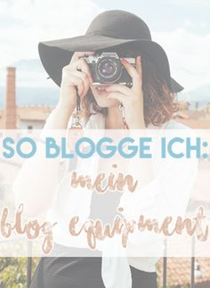 Lily Carnet - So blogge ich: Blog Equipment #blogtipps #bloggen #blogideen…