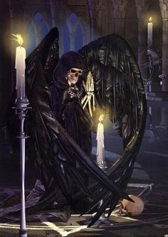 dark angel of the night - Google Search