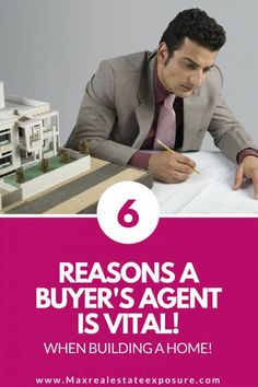 6 Reasons it is vital to have a buyer's agent when purchasing new construction. See why you need an agent in your corner when buying a new home: http://www.maxrealestateexposure.com/buyers-agent-new-construction/