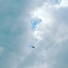 Up in the air #airplane #sky #clouds