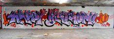 """Graffiti Stuttgart »Graffiti Kids Birthday Workshop"""" Happy Birthday """""""