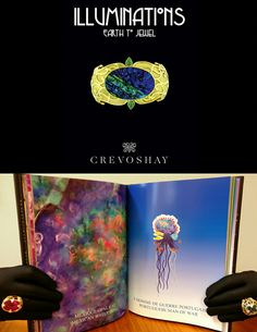 Our last book, Illuminations: Earth to Jewel, was magnificent. Our new upcoming limited edition book, Art of the Jewel, will give you a path into the heart of Crevoshay. Fine Jewelry, Jewelry Making, Man Of War, Gem S, Book Art, Minerals, Opal, Designers, Jewelry Design