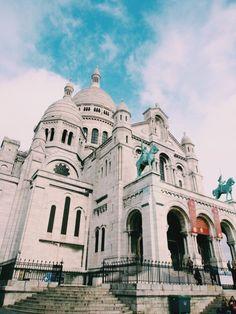 Sacré-Cœur | christyl | VSCO Grid