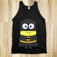 Bat Minion shirt