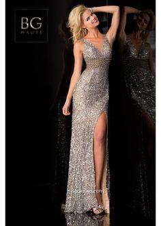 V-Neck Court Train Floor-Length Spaghetti Strap Appliques Beading Chiffon  Trumpet Mermaid Sleeveless Elegant Sexy Prom Dresses d1ec3705ea42