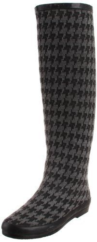 """dav Women's Festival Houndstooth Boot dav. $29.97. Circumference: 15.7"""" (Size 7). Heel Height: 5/8"""". Synthetic and rubber. Shaft measures approximately 17"""" from arch. Boot opening measures approximately 16"""" around. Rubber sole. Fit: True To Size. Shaft Height: 18.1"""" (Size 7). Origin: Imported Outdoor Woman, Rain Wear, Winter Shoes, Houndstooth, Shoes Online, Rain Boots, The Originals, My Style, Heels"""