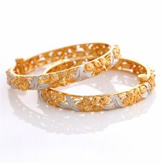 indian gold bangles designs - Google Search