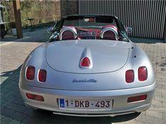 Fiat Barchetta Cabrio 2002 Gris clair à vendre | J'Annonce
