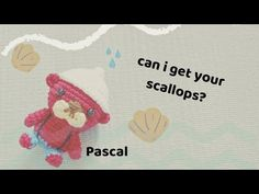 Pascal Amigurumi Tutorial - YouTube Amigurumi Tutorial, I Got You, Animal Crossing, Teddy Bear, Youtube, Diy, Bricolage, Teddy Bears, Do It Yourself