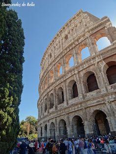 Coliseo, Roma.