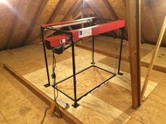903-705-5600 - The Attic Lift - Utilize your attic space for more efficient storage instead of just junk with our attic lift. Simply install our platform lift in your garage or other area of your home to help move bulky items from one level to the next.     www.theatticlift.com