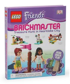 LEGO Friends Brickmaster by LEGO #zulily #zulilyfinds Event ends in 2 Days 19 hours and counting down. Get up to 50% off #LEGO Collection!