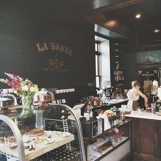 La Barba coffee in Salt Lake City