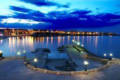 Otranto dopo il tramonto