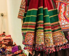 Get Festive this weekend with Craftroots Navratri special! Garba Dress, Navratri Dress, Party Wear Lehenga, Bridal Lehenga Choli, Sharara Designs, Saree Blouse Designs, Indian Dresses, Indian Outfits, Indian Clothes