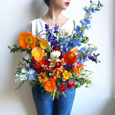 Buy Flowers Online Same Day Delivery Bouquet By Texture Florals Wedding, Event, Floral Styling In Philadelphia Deco Floral, Arte Floral, Floral Style, Floral Design, Floral Wedding, Wedding Bouquets, Wedding Flowers, Green Wedding, Bouquet Flowers