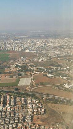 Israel une vue du hublot Israel, City Photo, Travel