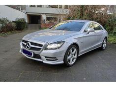 Mercedes-Benz CLS 350 CDI DPF BlueEFFICIENCY 7G-TRONIC AMG