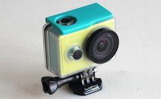 致敬到骨髓裡:小米「小蟻相機」 可直接用 GoPro 配件   癮科技