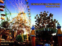 The enchanting about EK.