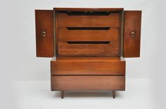 American of Martinsville Chest 2