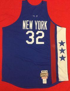 New York Nets DR. J - Julius Erving Mitchell   Ness Jersey Size 54 2XL XXL   MitchellNess  NewYorkNets 53364f989