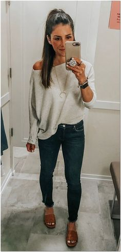 genius spring outfits to copy asap clothing // shoes fas Spring Outfits Women, Fall Outfits, Casual Outfits, Cute Outfits, Fashion Outfits, Party Outfits, Summer Outfits, Womens Fashion, Asap Clothing