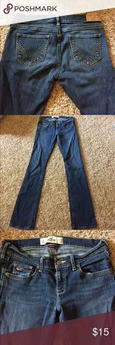 Hollister So Cal Stretch Jeans Hollister So Cal Stretch Jeans 5L W27 L35 Hollister Jeans Boot Cut