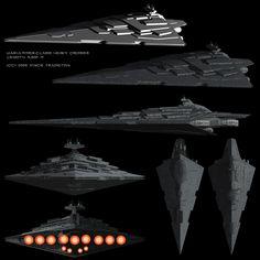 Starship Profile: Warhammer-Class Heavy Cruiser by Vince-T on DeviantArt