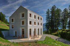 Neubau Pension / Architekten Gemeinschaft 4 AG