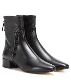 FRANCESCO RUSSO Leather Boots. #francescorusso #shoes #boots