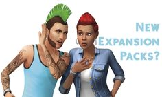 New Survey Reveals Possible Expansion Packs For The Sims 4