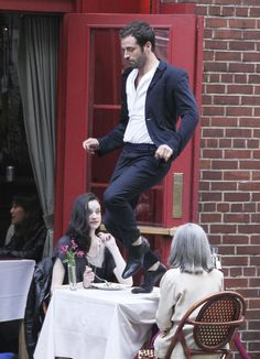 Benjamin Millepied Photos Photos: Benjamin Millepied Films a Commercial in SoHo Benjamin Millepied, Expecting Baby, Lets Dance, Soho, Two By Two, Actresses, Dancers, Commercial, Films
